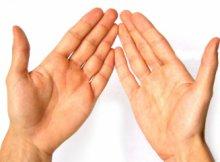 Прозрачные пузырьки на руках, ладонях: что это может быть?
