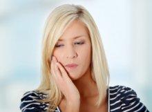 Уплотнение внутри губы в виде шарика